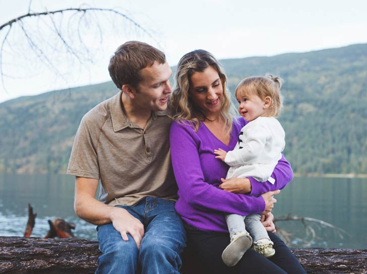 family lifestyle photography langley